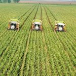 Agriculture on Precision Farming Technologies